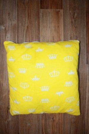 Подушка для вигвама Желтые Короны