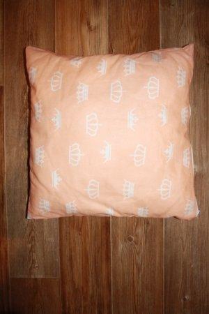 Подушка для вигвама Оранжевые Короны