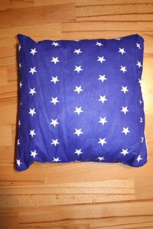 Подушка для вигвама Синие Звездочки